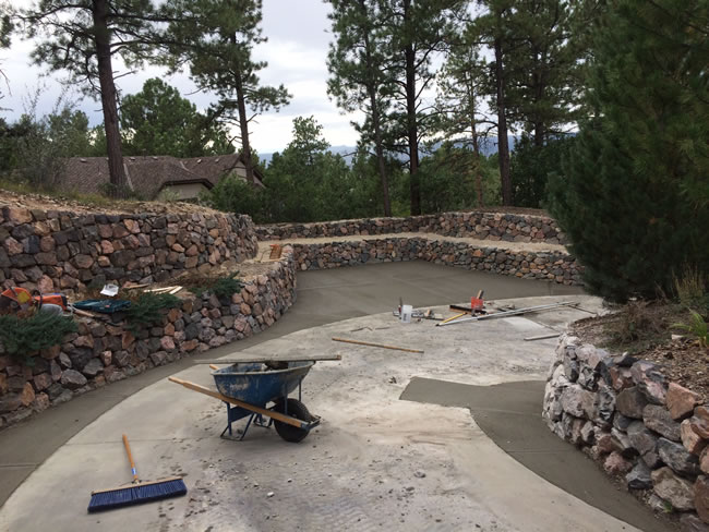 Arapahoe County, Colorado Concrete Contractor