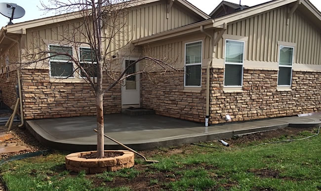 Concrete Deck and Patio Construction Aurora Colorado | Quality ...