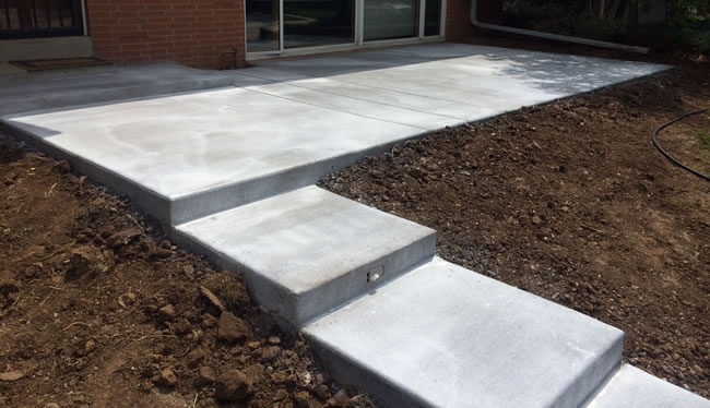 Concrete Contractor Denver Colorado Quality Contracting