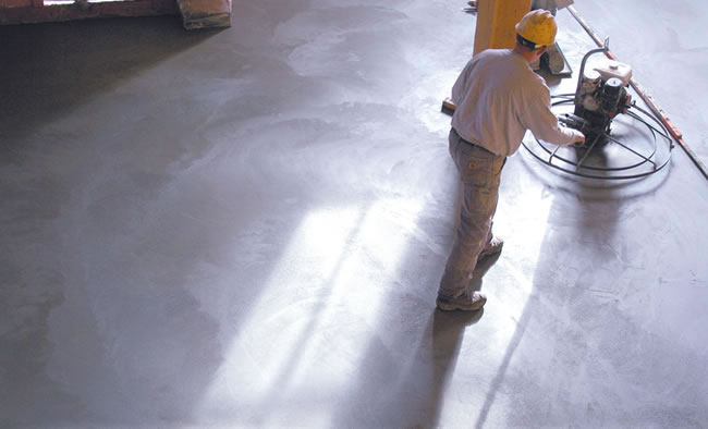 Commercial Concrete Contractor in Aurora Colorado