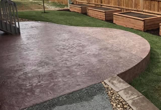 Custom Concrete Construction Denver and Aurora CO.