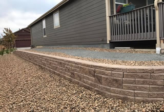 Landscaping and Hardscape Construction Aurora and Denver CO