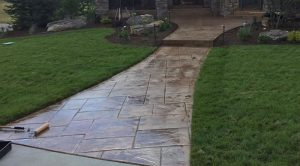 Stamped Concrete Aurora CO