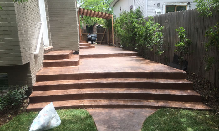 Landscape Construction Aurora CO