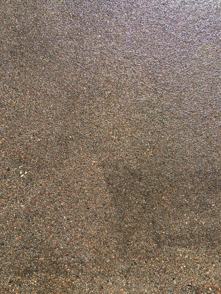 Sandstone Finish Concrete Quality Contracting Concrete