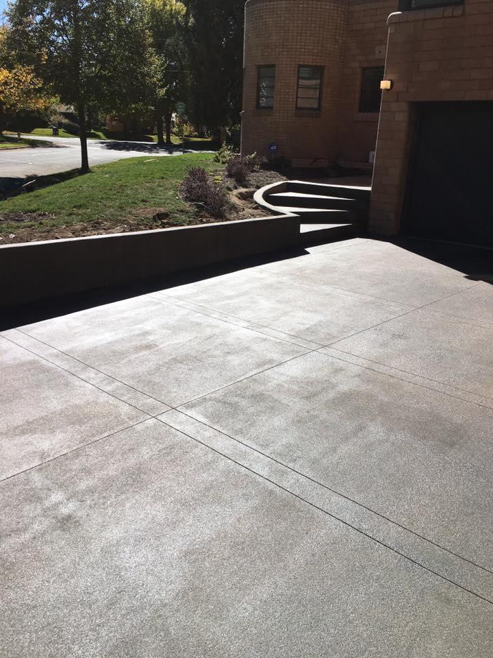 Concrete Deck And Patio Construction Aurora Colorado