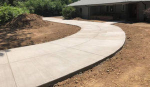 Concrete Driveway Construction Denver and Aurora CO.