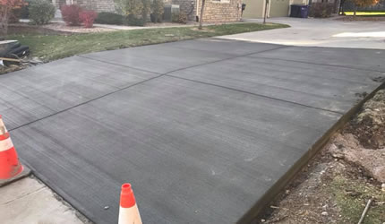 Concrete Driveway Repairs in Denver and Aurora CO.