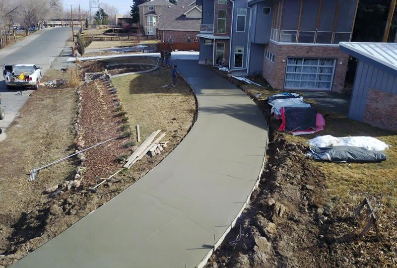 Custom Concrete Contractor in Aurora Colorado | Quality