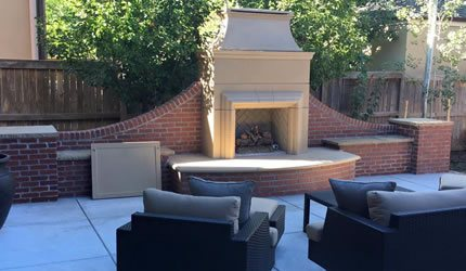 Outdoor Patios and Cooking Area Construction Denver and Aurora CO.